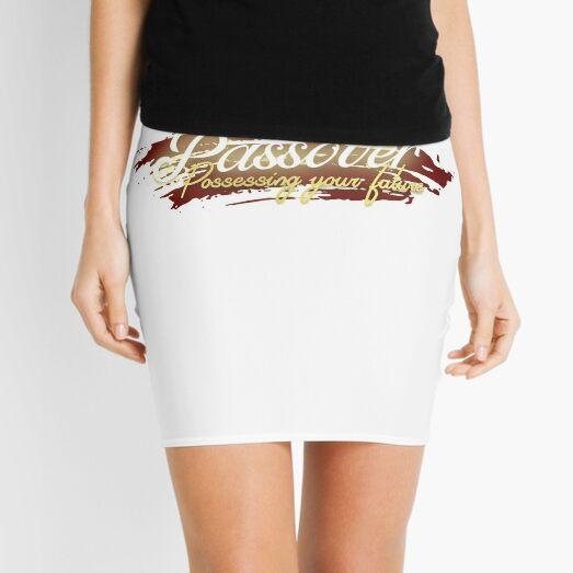 #Happy #Passover #HappyPassover  Mini Skirt