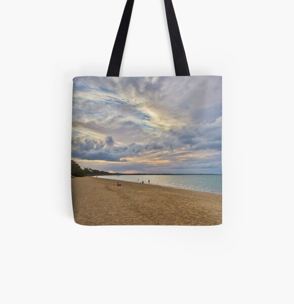 Harvey Bay All Over Print Tote Bag