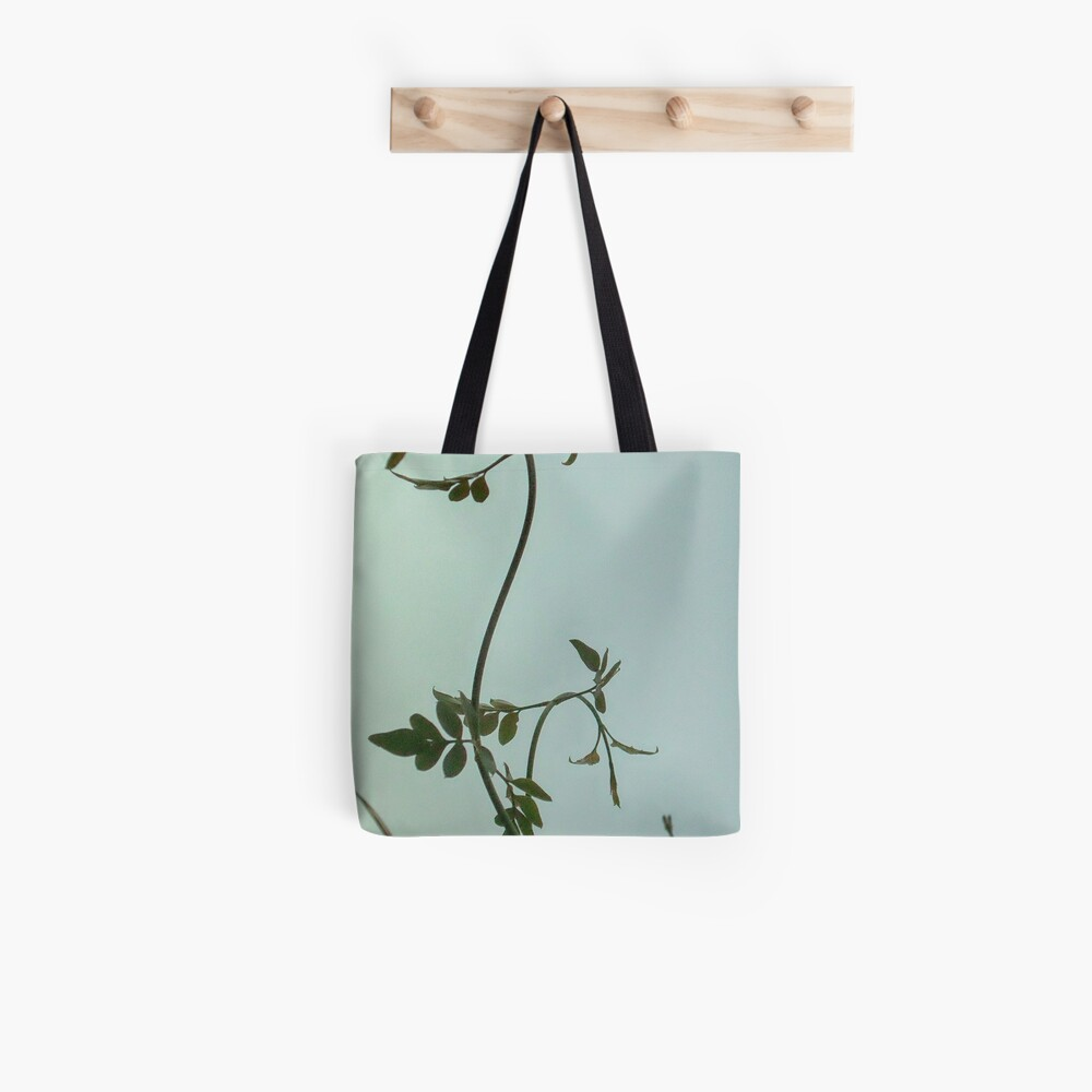Gently left but pointed north I feel Space is actually that way Tote Bag