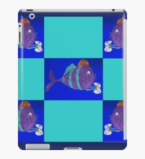 xbox gaming fish iPad Case/Skin