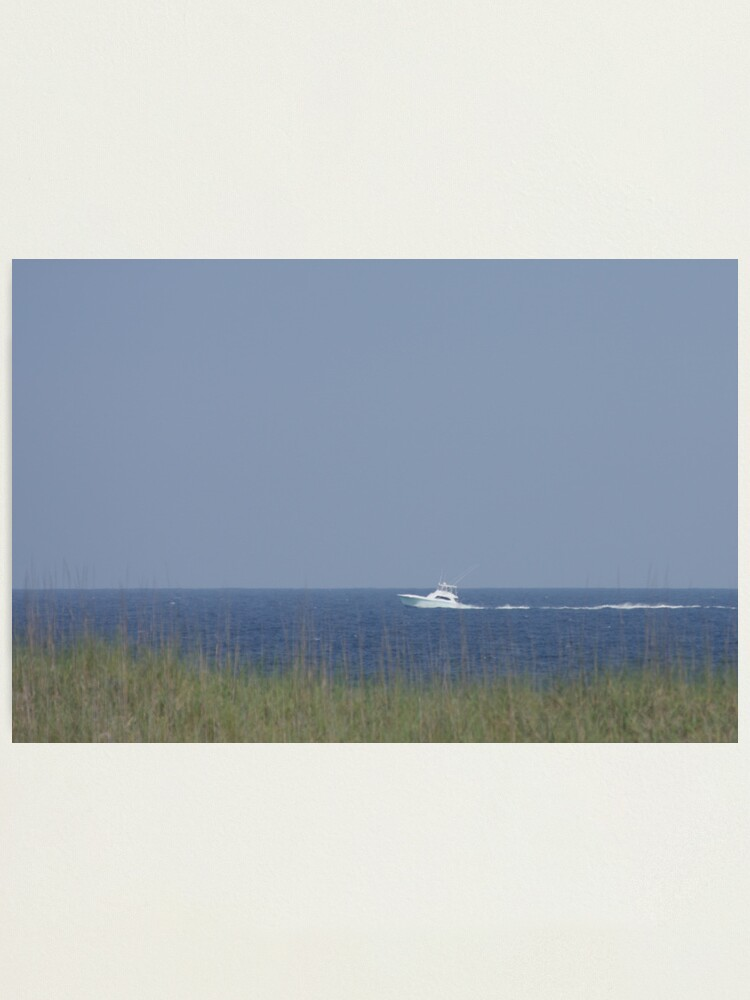 Alternate view of Boat Photographic Print