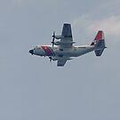 C130 Hercules by Karl R. Martin