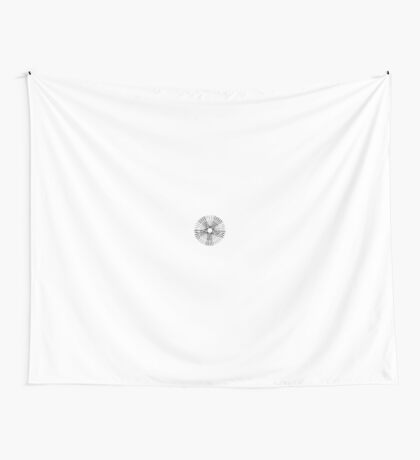 Spirograph I Wall Tapestry