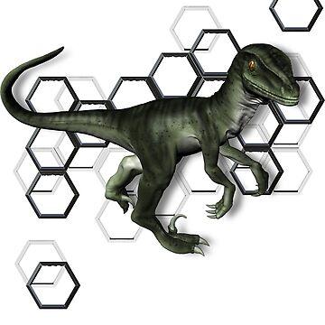 Velociraptor by alice9