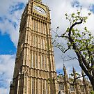 Towering Big Ben by PrecisionFX