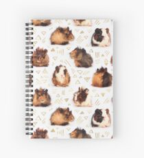The Essential Guinea Pig Spiral Notebook