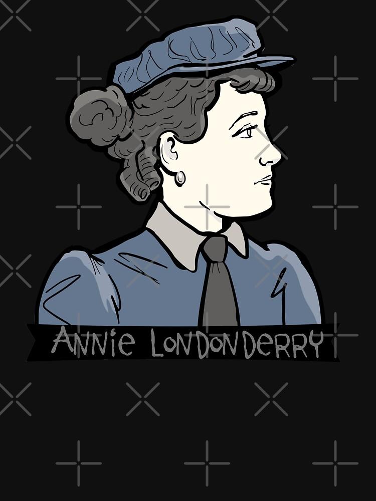 Annie Londonderry by duxpavlic