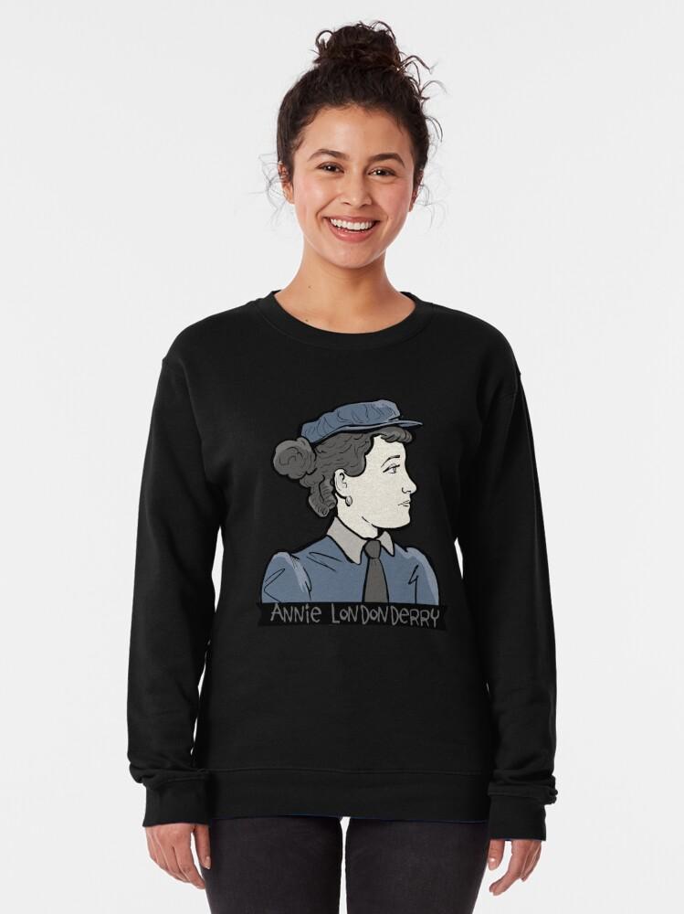Alternate view of Annie Londonderry Pullover Sweatshirt