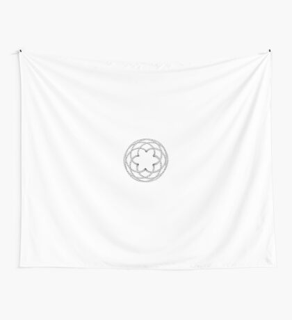 Epicycloid II Wall Tapestry