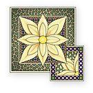 Celtic Flower by mrsketchy