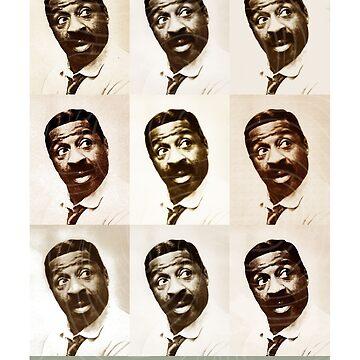 Jazz Heroes Series - Erroll Garner by MoviePosterBoy