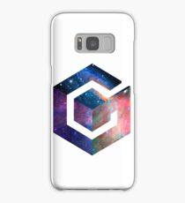 Galaxy GameCube Logo Samsung Galaxy Case/Skin
