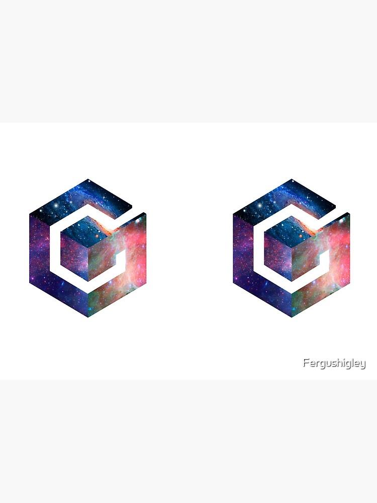 Logotipo de Galaxy GameCube de Fergushigley