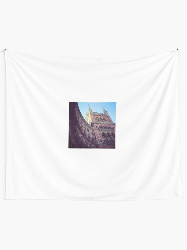 Alternate view of St. Pancras Grand Hotel Tapestry