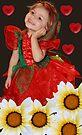 Flowers And Hearts von Evita