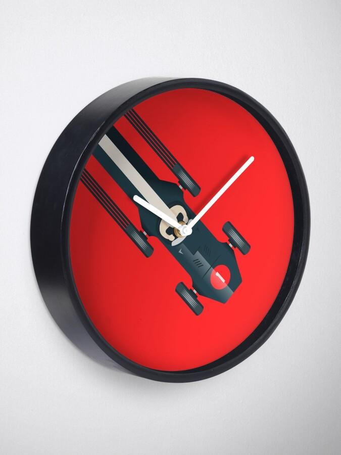 Alternate view of Formula Neppis Dot Top Clock
