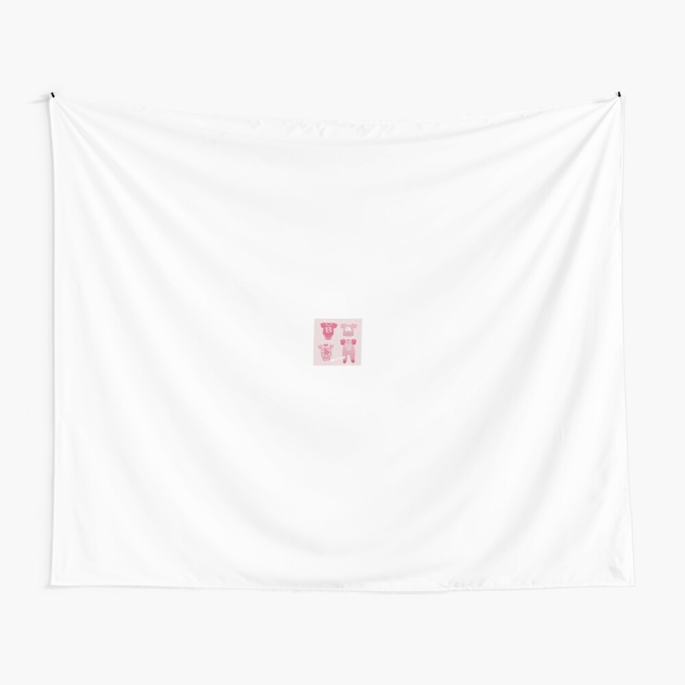 It's a Girl! Wall Tapestry