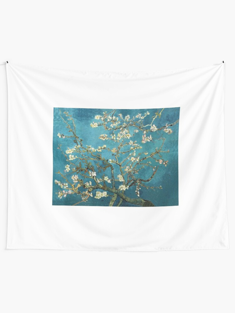 ffd18c4bfe Blossoming Almond Tree, Vincent van Gogh.