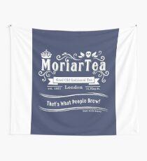MoriarTea 2014 Edition (white) Tapestry