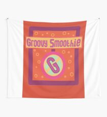 The Groovy Smoothie Tapestry