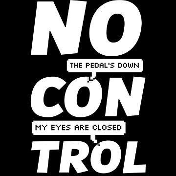 no control - black by thepattymatos