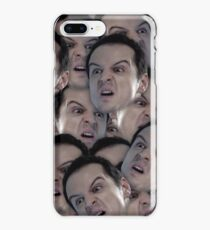 YOU CANT STOP THE MORIPARTY iPhone 8 Plus Case