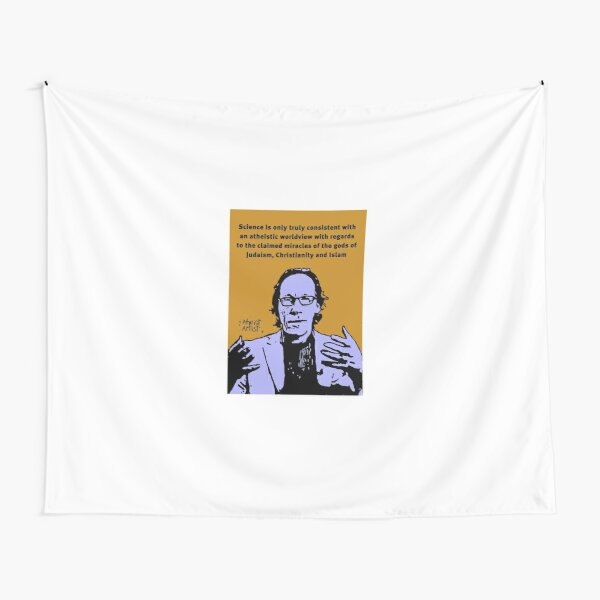 Lawrence Krauss Tapestry