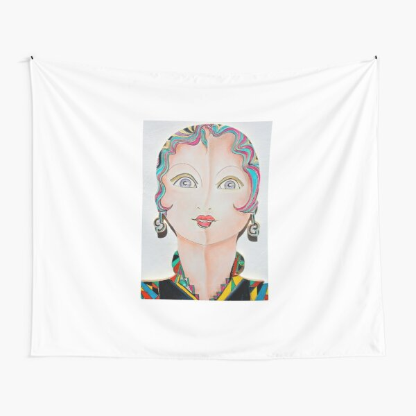 Dolly Dolores Tapestry