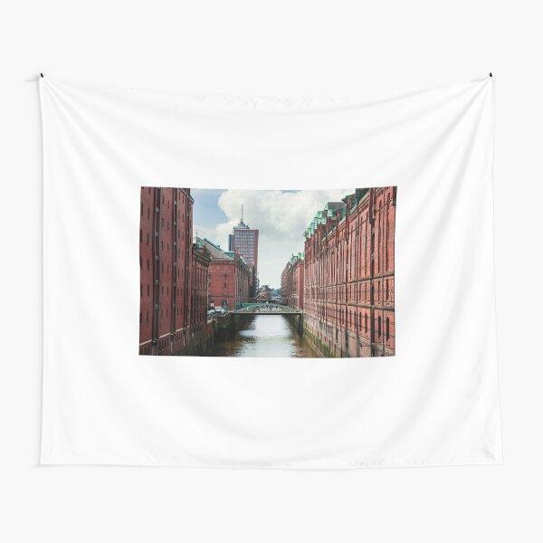 hamburg hafencity 01 Tapestry