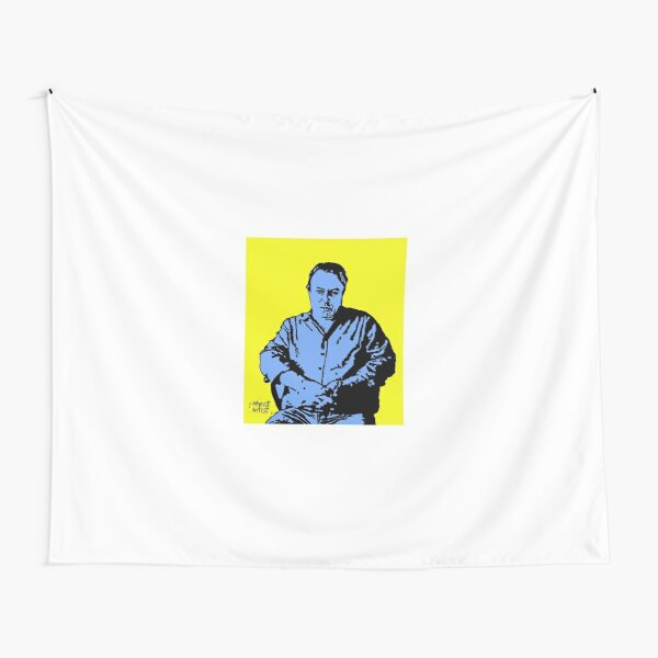 Christopher Hitchens Tapestry