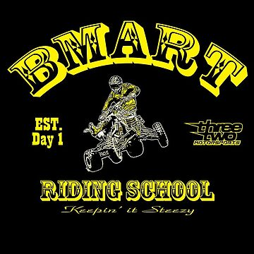 Bmart Riding School by Murray211