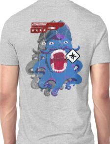 Flight of the Squid - Pop Stressed T-Shirt