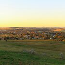 Canowindra Sunset by Mark  Lucey