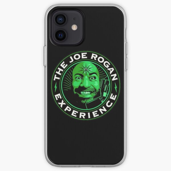 the joe rogan experience iPhone Soft Case