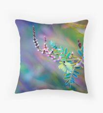 Angophora australis Throw Pillow