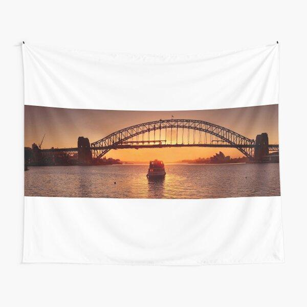 Sydney Harbour Bridge ,Australia Tapestry