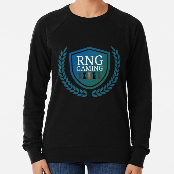 RNG Gaming Logo 2019 Lightweight Sweatshirt