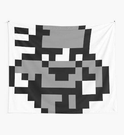 8-Bit Ninja Wall Tapestry