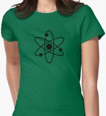 Atom Women's Fitted T-Shirt