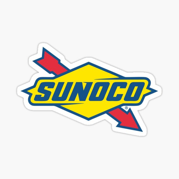 Sunoco Race Fuels  Stickers