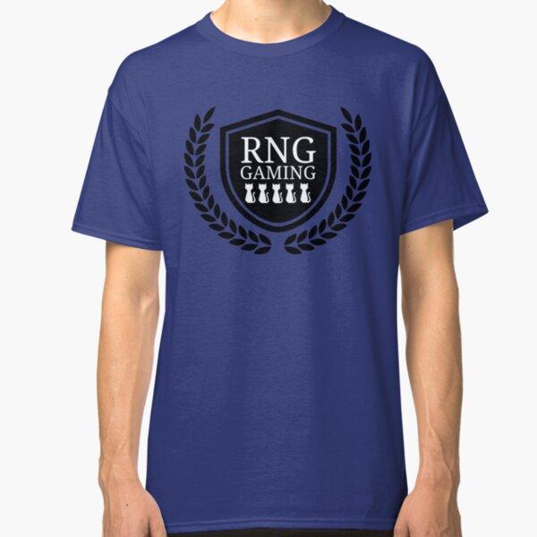 RNG Gaming Logo 2019 Black & White Classic T-Shirt