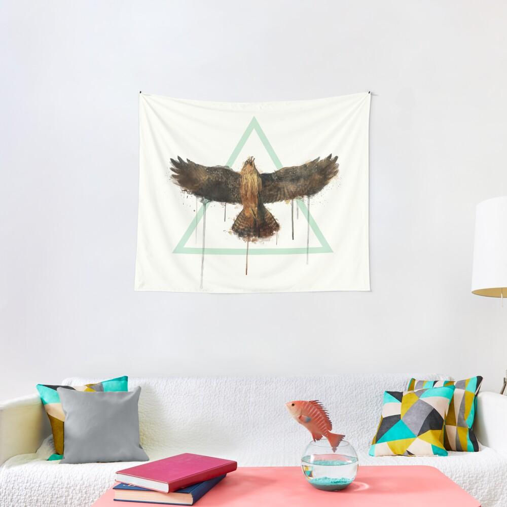Falcon Tapestry