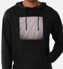 Pastelito  - Ombre Pastel Colors Abstract Art Lightweight Hoodie
