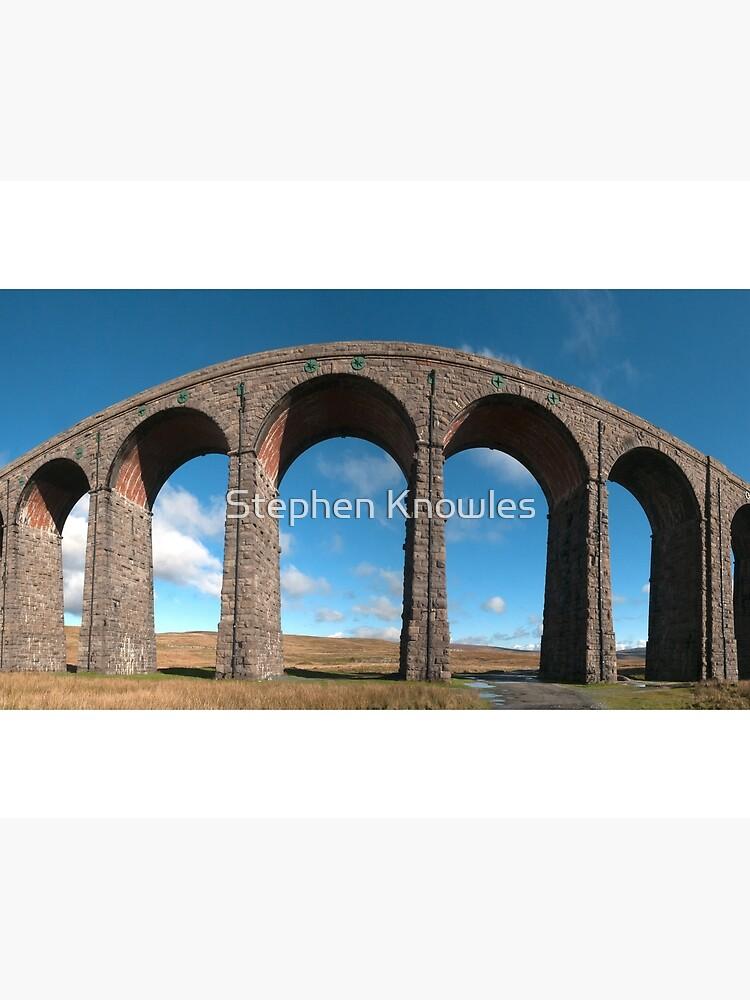 Ribblehead Viaduct, Panorama by stephenknowles
