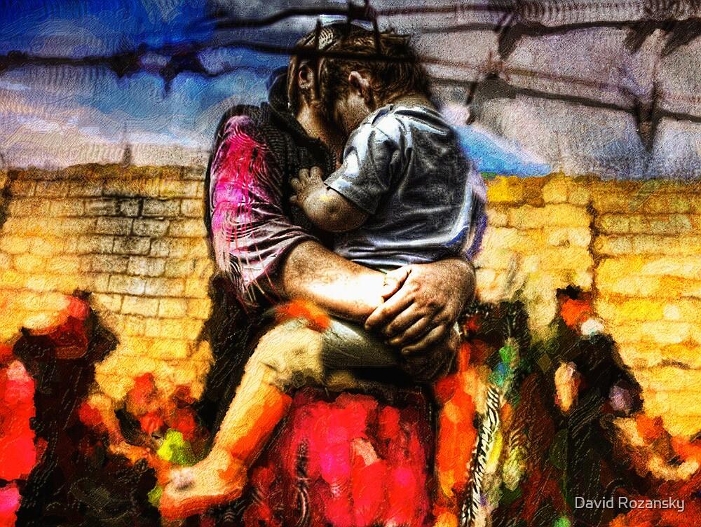 Refugee by David Rozansky