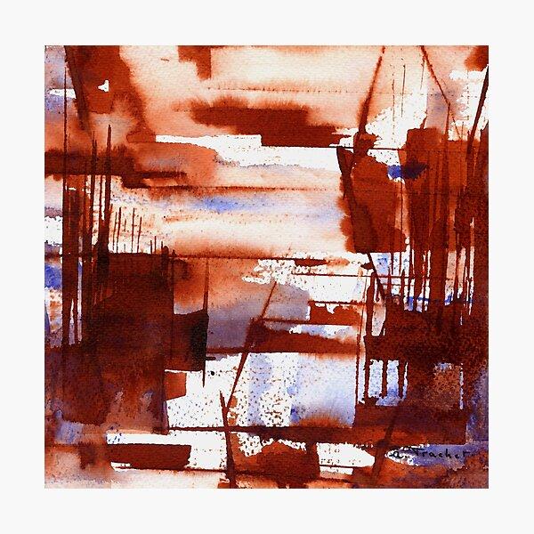 shipyard Photographic Print