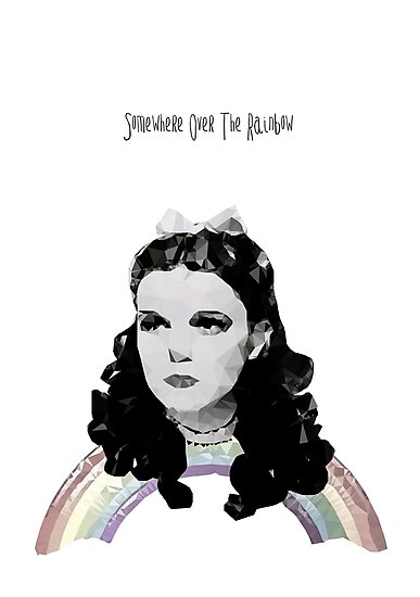 Dorothy //over the rainbow by Happy Thoughts