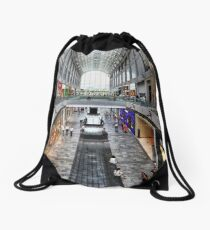 Shopping Arcade Marina Bay Sands Expo & Convention Centre Drawstring Bag