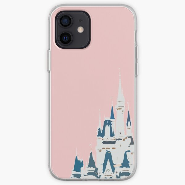 Magic Castle Millennial Pink Coque souple iPhone