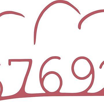 Team 67692 Sticker by masterperson40